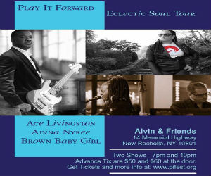 Play It Forward Eclectic Soul Tour