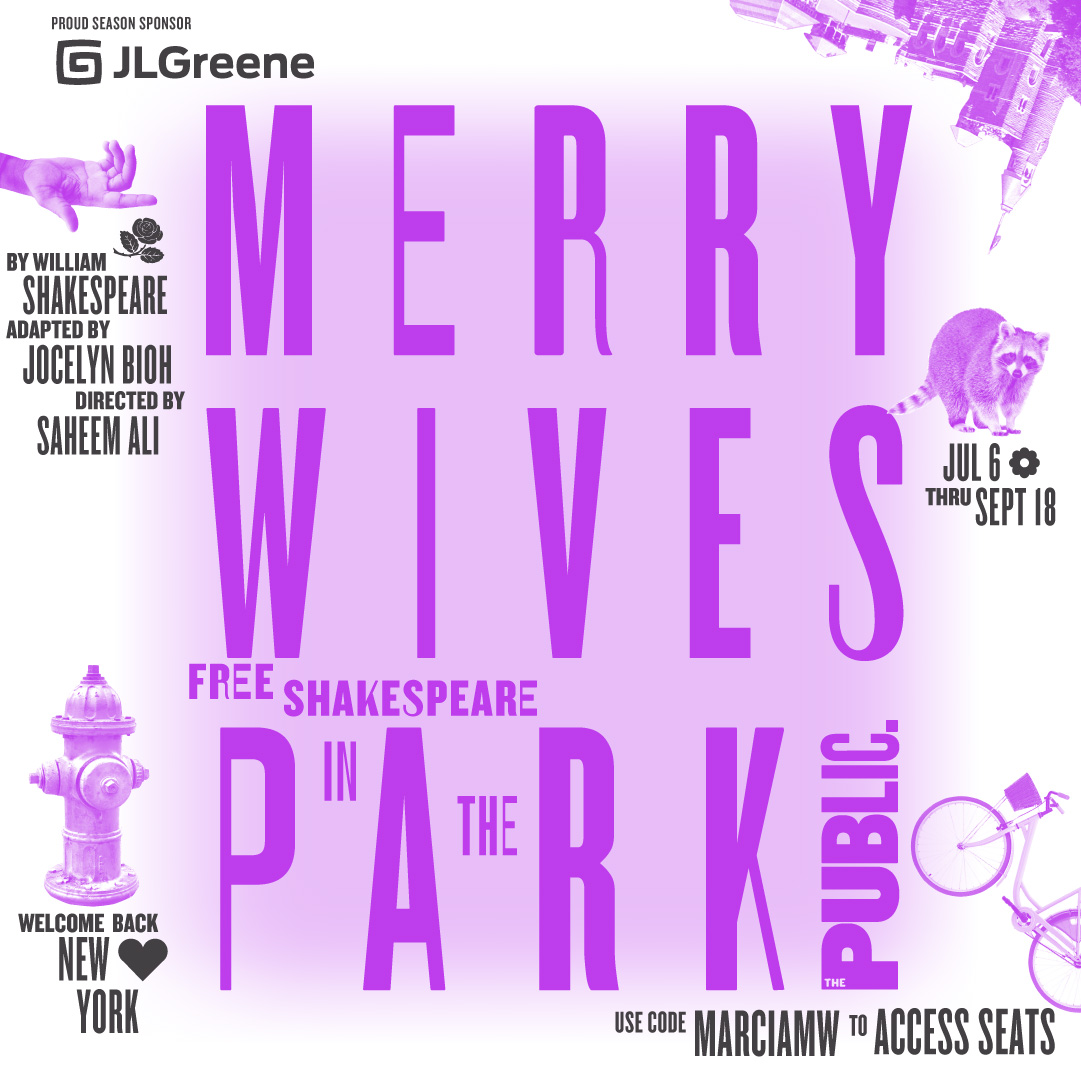 Merry Wives - Shakespeare In The Park